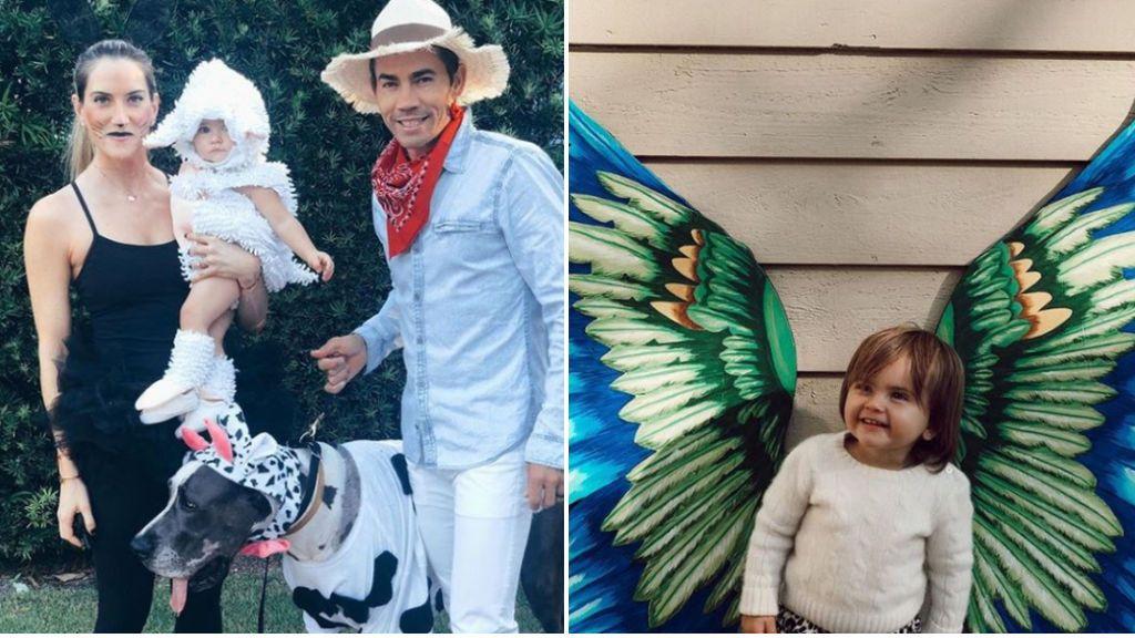 """La despedida del golfista Camilo Villegas y su mujer a su hija fallecida: """"Han sido 22 meses y dos horas de puro amor"""""""