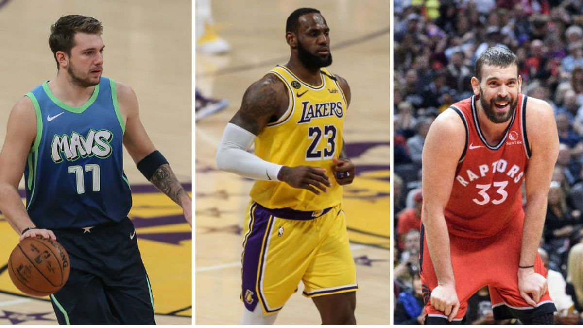 Vuelve la NBA: 22 equipos pelearán por conseguir un anillo que no se decidirá hasta el mes de octubre
