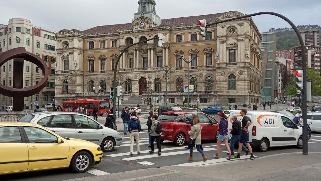 La primera ola de calor del verano disparará los termómetros de Bilbao hasta los 42ºC