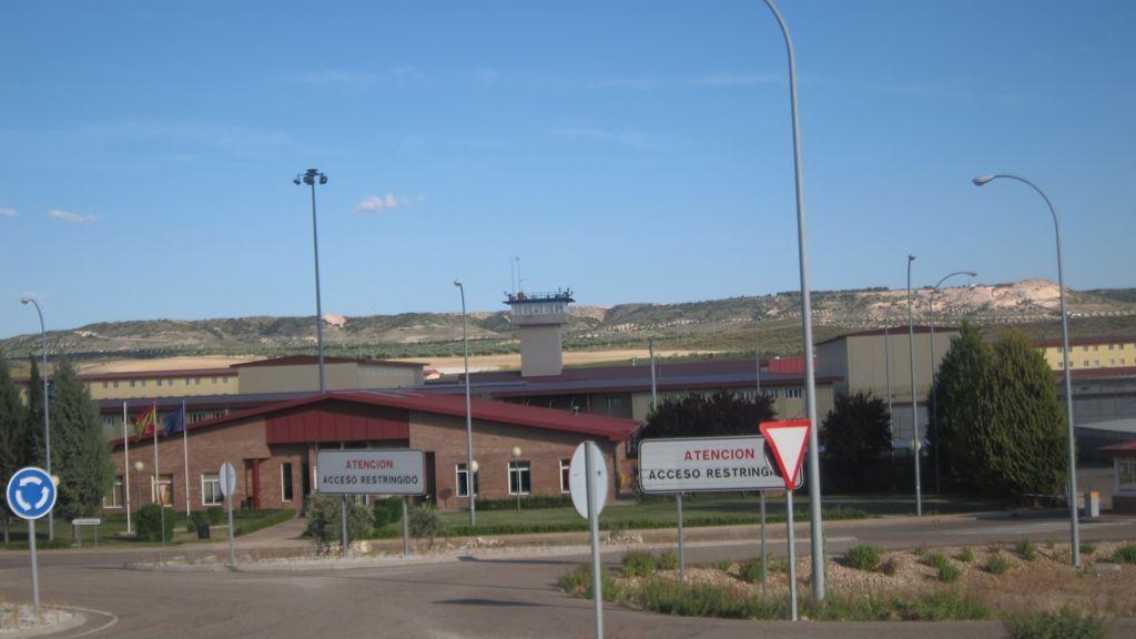 Un centenar de presos de Ocaña I, confinados por un caso de COVID-19
