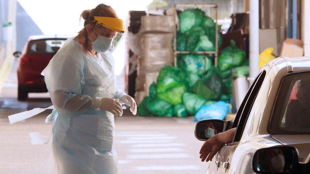 Casos de coronavirus en España diarios