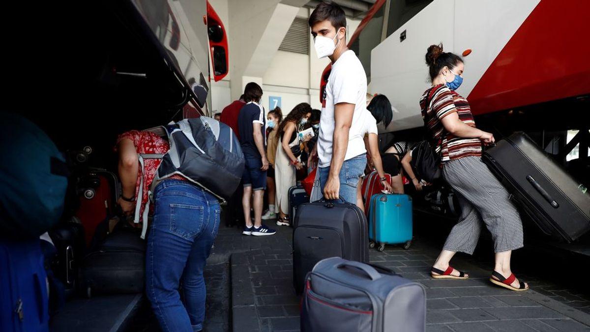 La curva de contagios de Madrid continúa creciendo: suma 329 casos en 24 horas, 110 más respecto a ayer