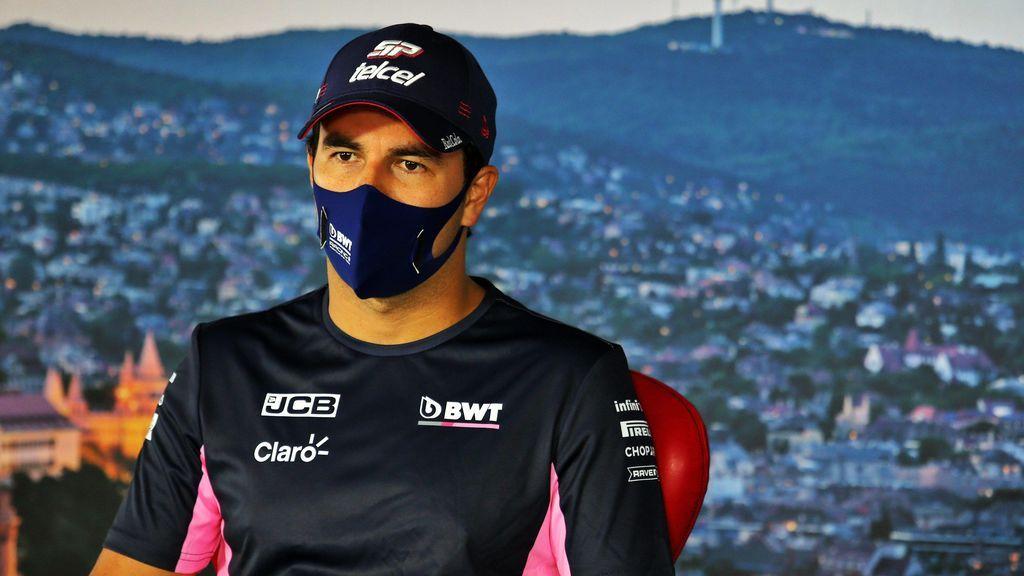 El positivo por coronavirus de Sergio Pérez pone en jaque a la Formula 1: Racing Point delibera sobre su sustituto