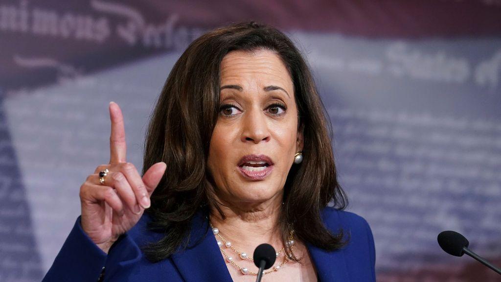 Kamala Harris: la mejor posicionada para convertirse en la próxima vicepresidenta de los EEUU