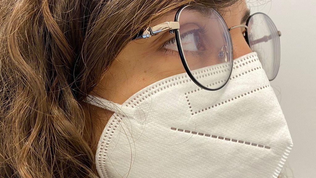 La mascarilla del CSIC que utiliza nanofibras