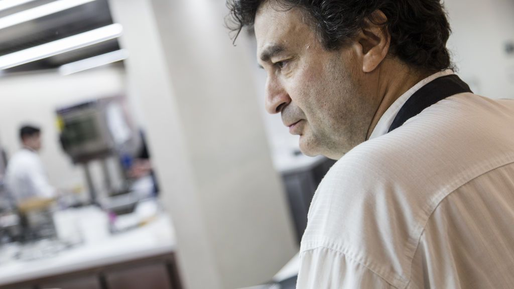 Pepe Rodríguez Rey, cuando el vino lo elige el 'masterchef'