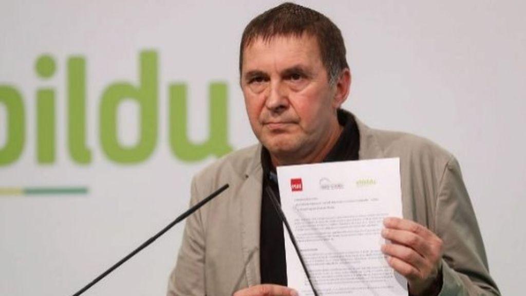 El Supremo anula la sentencia de Otegui por el caso Bateragune después del fallo de Europa contra España