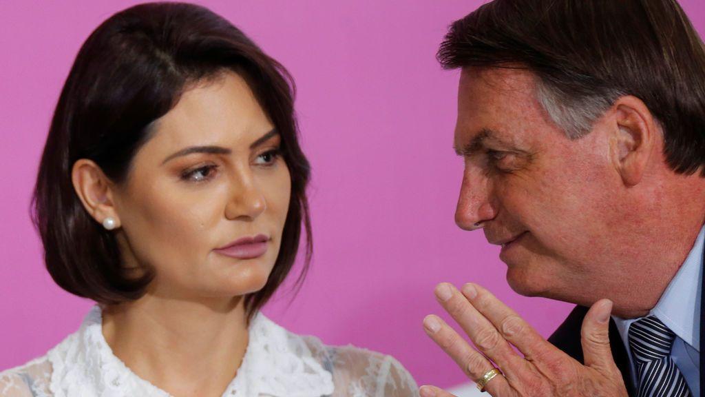 "Bolsonaro: ""tengo moho en un pulmón"""