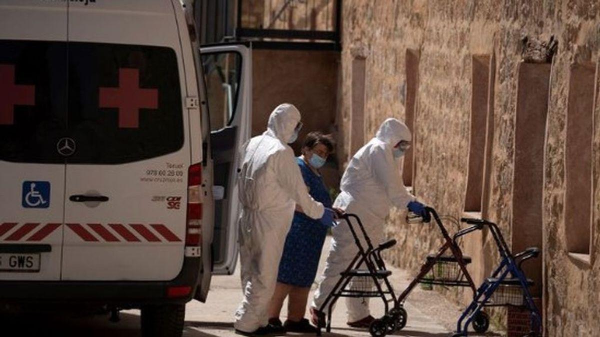 El Gobierno de Aragón denunciará a los gestores de la residencia de Burbáguena con 60 contagiados y dos muertos