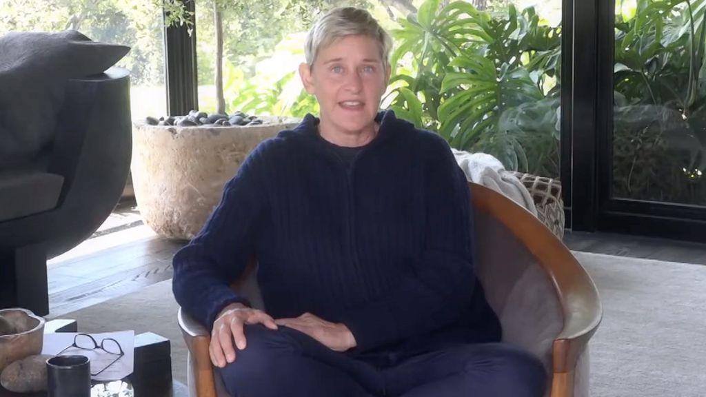 """Ellen DeGeneres se disculpa tras las acusaciones de malas prácticas en su programa: """"Estoy decepcionada"""""""