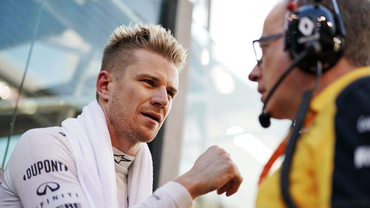 Niko Hulkenberg, sustituto de Sergio Pérez en Racing Point tras su positivo por coronavirus