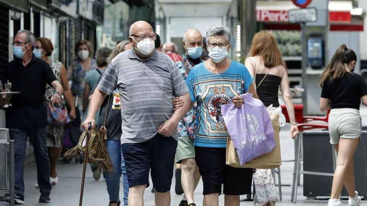 Los contagios de coronavirus vuelven a crecer: 1.525 en las últimas 24 horas