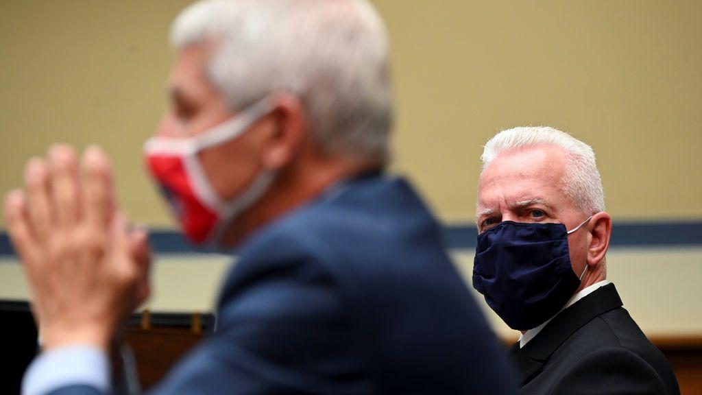 """Fauci en el Congreso estadounidense: """"puede haber vacuna antes de final de año"""""""