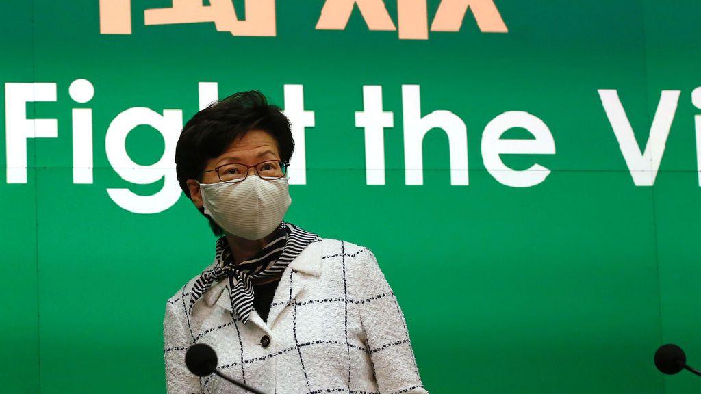 Hong Kong aplaza las elecciones legislativas de septiembre por el coronavirus