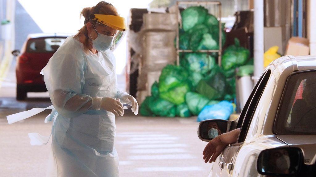 Un trabajador del matadero de A Coruña, uno de los positivos relacionados con el brote del gimnasio de Arteixo