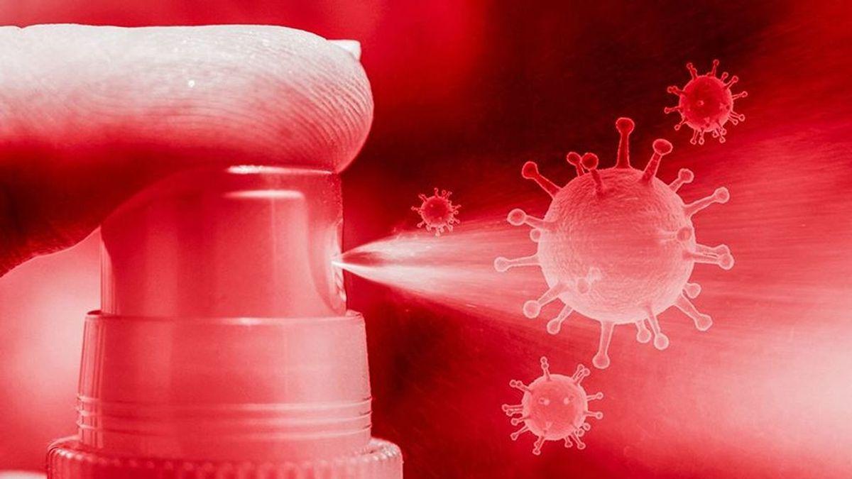 Un spray bucal para engañar al coronavirus y detener la infección