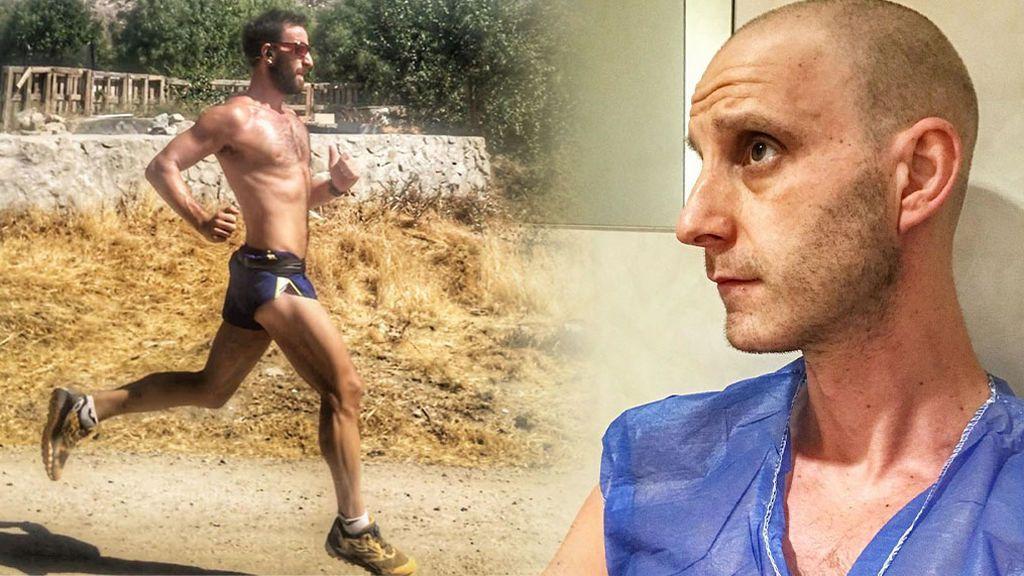 """Dani Rovira vuelve a correr tras finalizar la quimioterapia: """"Fue algo entre lo heroico y lo patético"""""""