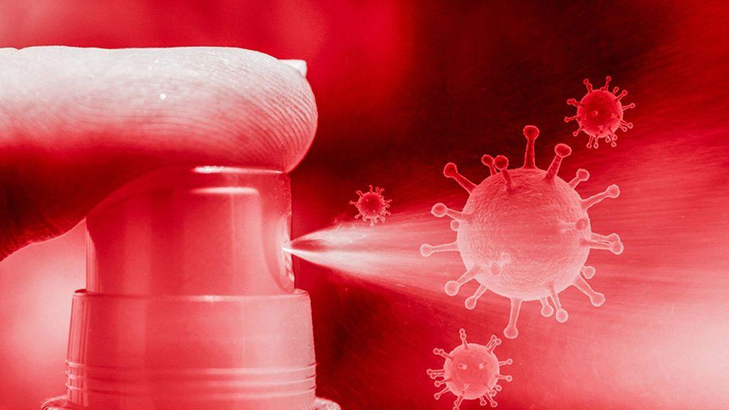 """El CSIC trabaja en un espray bucal antiviral para """"engañar"""" al coronvirus y detener la infección"""