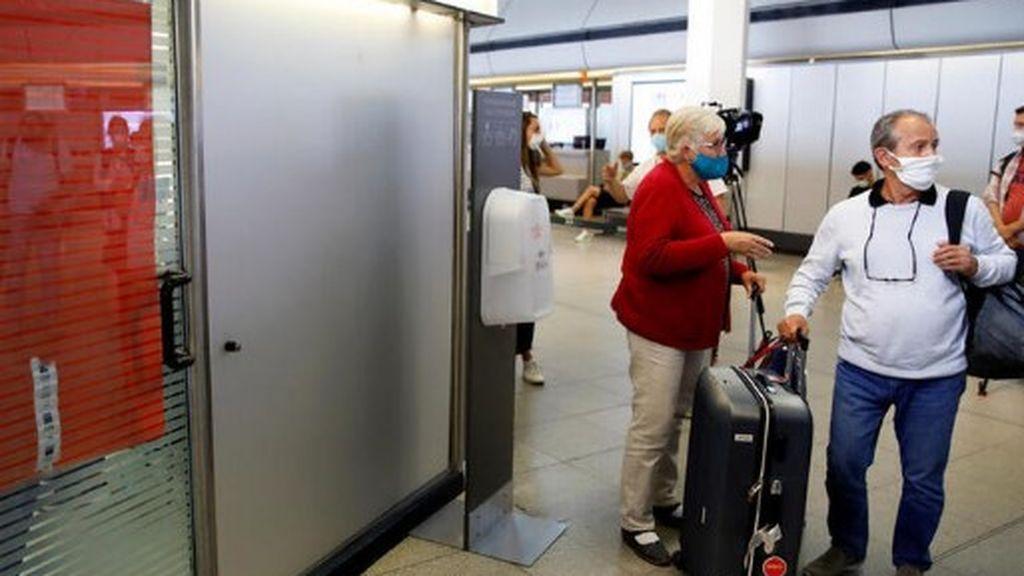 Alemania incluye  a Cataluña, Aragón y Navarra en zonas de riesgo de contagio de Covid-19