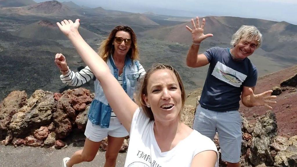 """El espectacular paisaje del Timanfaya, en Lanzarote: """"Es como estar en la Luna"""""""