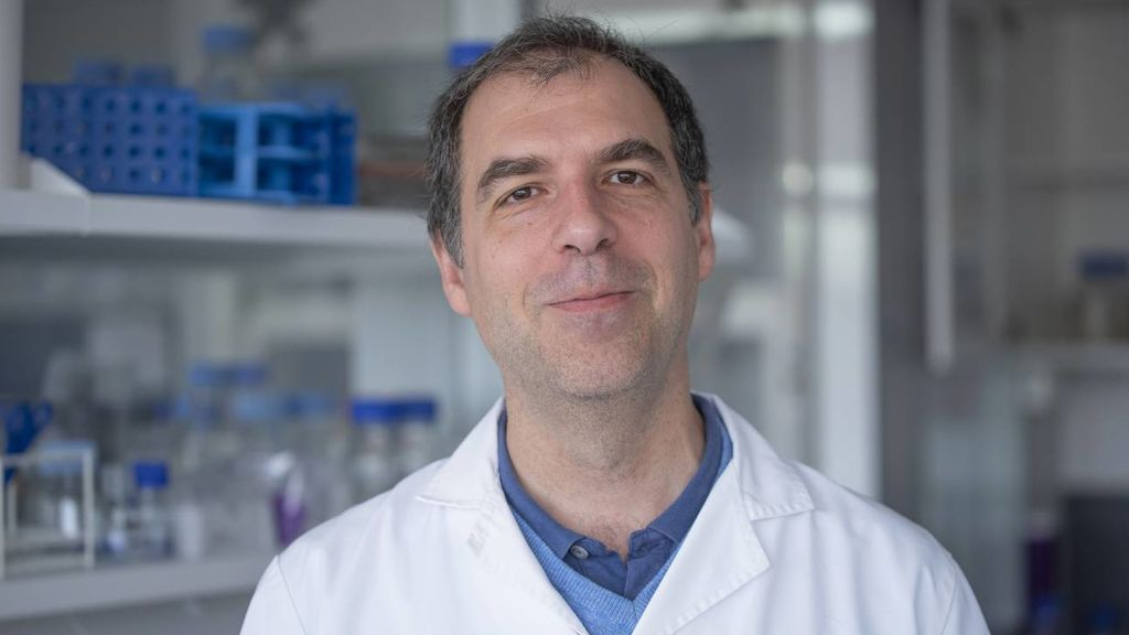 David Escors, responsable en Navarrabiomed del proyecto de vacuna