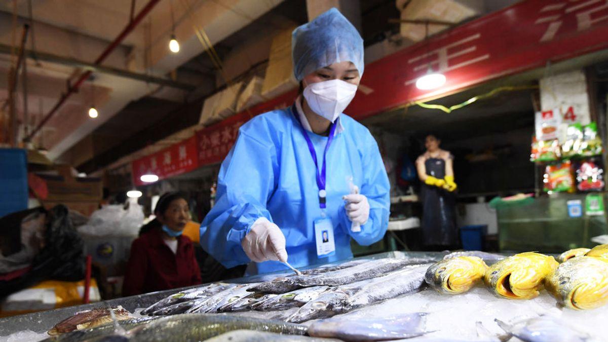 Un hombre podría perder una mano tras infectarse con una bacteria 'comecarne' al limpiar pescado en China