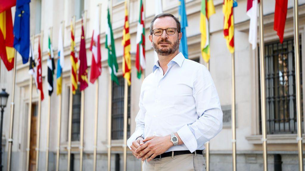 """Maroto culpa al presidente del Gobierno de ceder a los""""chantajes"""" de los nacionalistas tras su pacto con Urkullu"""
