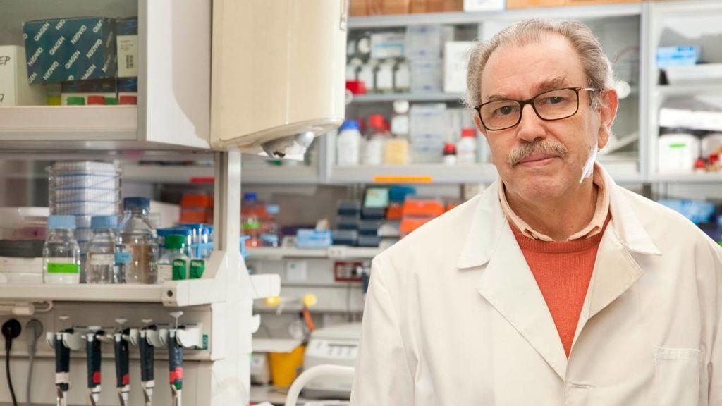 Vicente Larraga, director del Laboratorio de Parasitología Molecular del CIB-CSIC