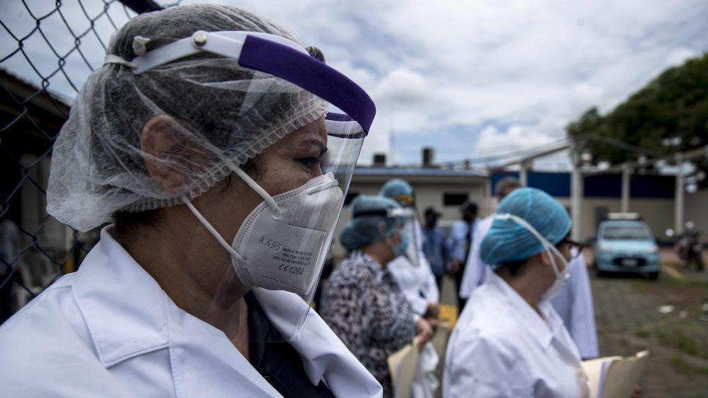 Mueren 101 trabajadores de la salud con sospechas de COVID-19 en Nicaragua