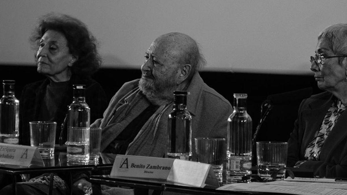 Muere el cineasta gaditano Julio Diamante a los 89 años