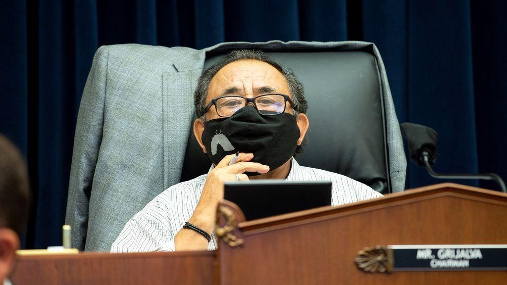 El legislador demócrata por Arizona Raúl Grijalva