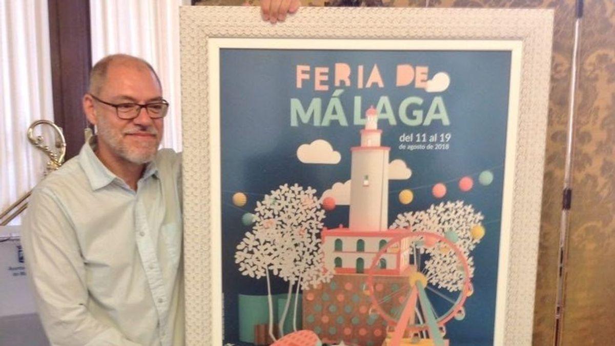 Muere el escritor y columnista malagueño Pablo Aranda a los 52 años