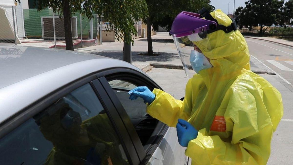 """Aislados """"por precaución"""" una veintena de vecinos en La Rioja tras estar en contacto con un positivo"""
