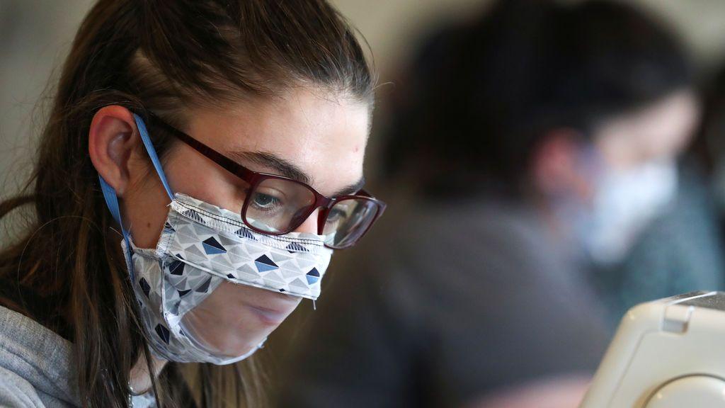 La oportunidad de eliminar otra barrera: mascarillas inteligentes para todos