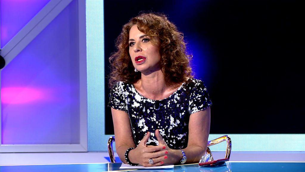 Vicky Larraz habla de su problema con Miguel Bosé