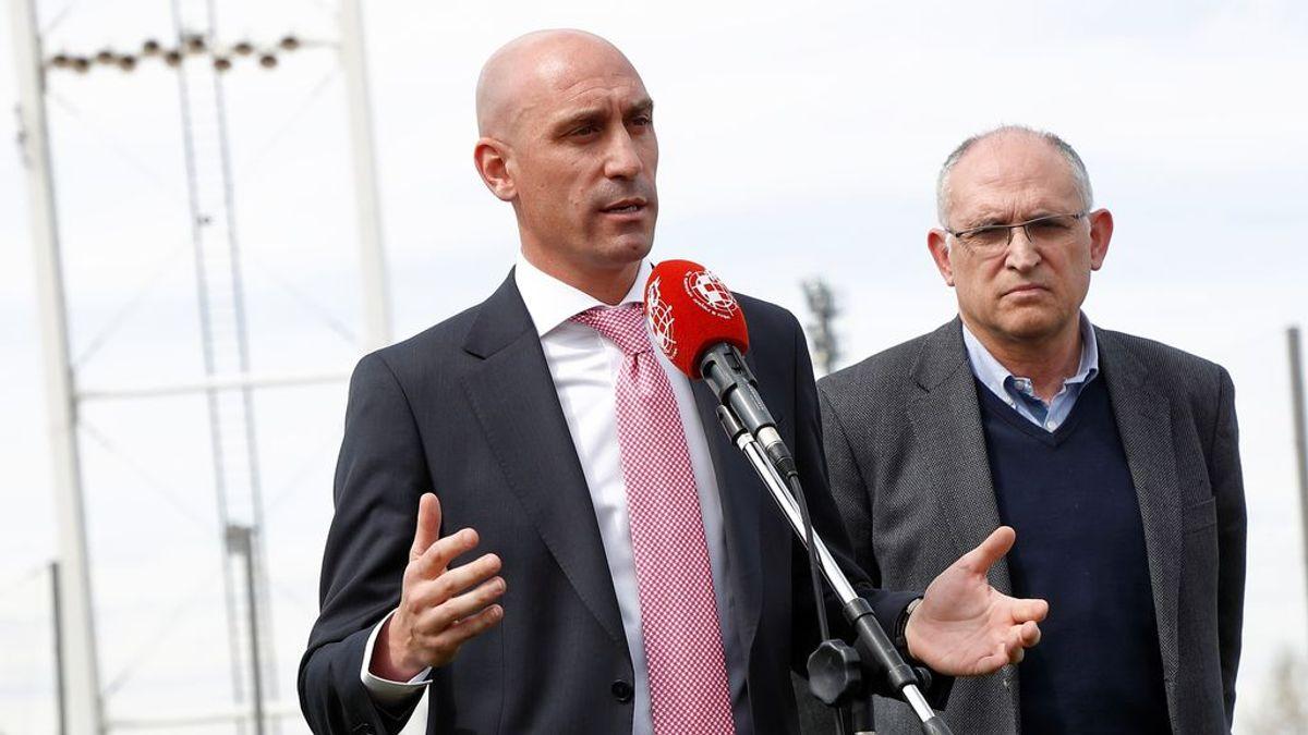 La RFEF afirma haber cumplido los protocolos anti-Covid-19 en la suspensión de los playoffs de ascenso a 2ªB