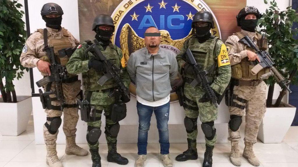 Detienen a José Antonio Yépez 'El Marro', poderoso capo del centro de México
