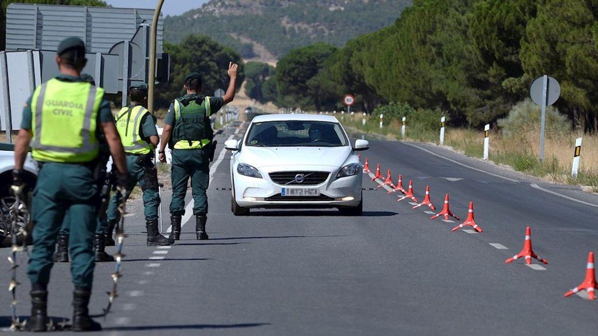Comienzan los controles de acceso a los municipios vallisoletanos de Íscar y Pedrajas
