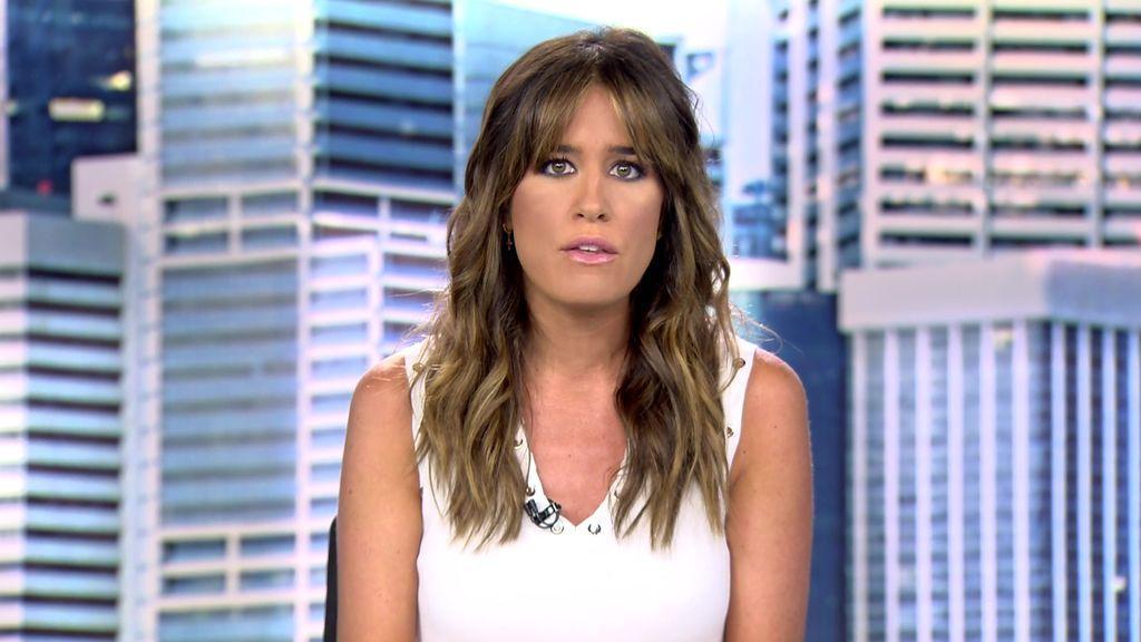 Con Isabel Jiménez Informativos Telecinco 2020 Mediodía 03/08/2020