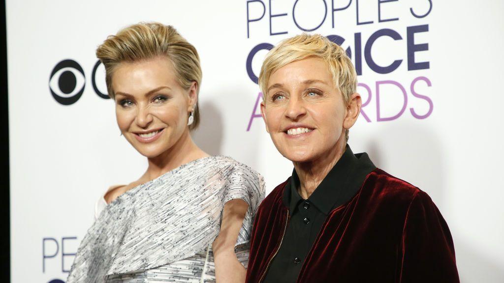 La presentadora Ellen DeGeneres, acusada por su equipo de crear un ambiente tóxico y racista