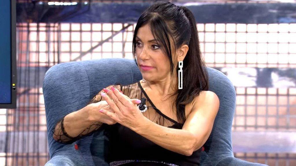 Maite Galdeano en 'Deluxe'