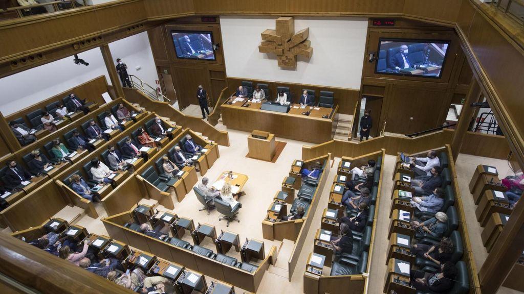 El Parlamento vasco rechaza que los nuevos diputados deban acatar la Constitución