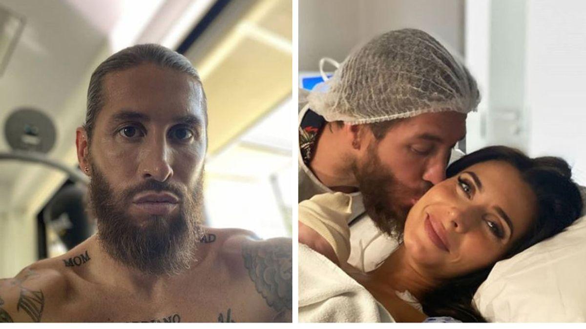 Sergio Ramos se tatúa de nuevo para recordar para siempre a su hijo Adriano y a su mujer, Pilar Rubio: reflexión de Pablo Neruda incluida