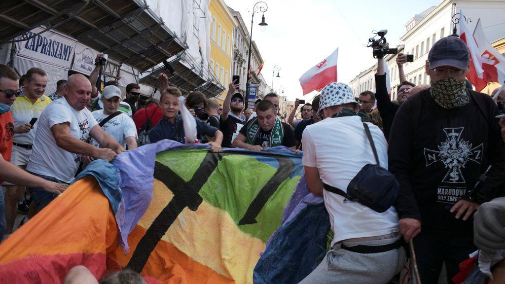 No hay dinero europeo para los homófobos