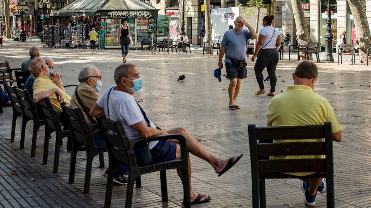 Cataluña supera ya los 100.000 casos de COVID-19 y se mantiene en más de mil contagios diarios