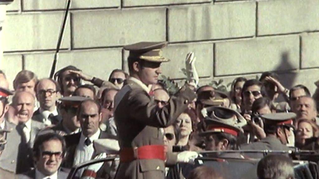 La trayectoria del Rey Juan Carlos I al frente de la Corona española: 40 años de reinado