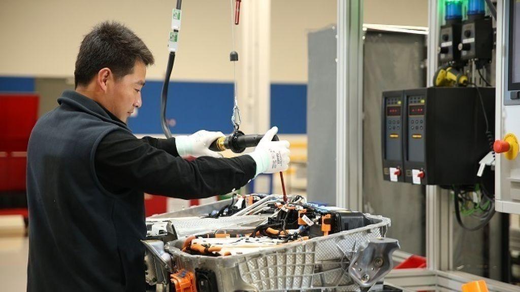 La actividad de las fábricas chinas alcanza máximos de 2011 pese a la recesión en Occidente