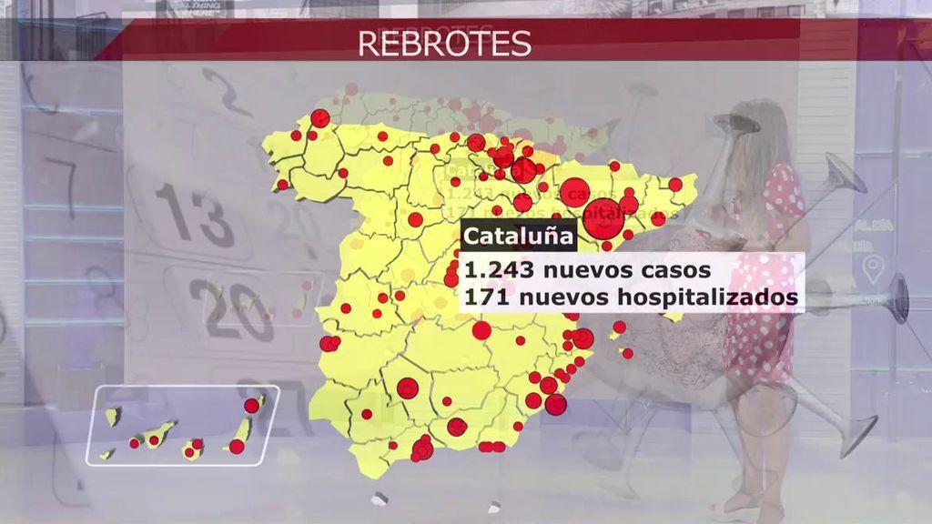 España se descontrola: Sanidad confirma 968 nuevos contagios y 27 fallecidos en 24 horas