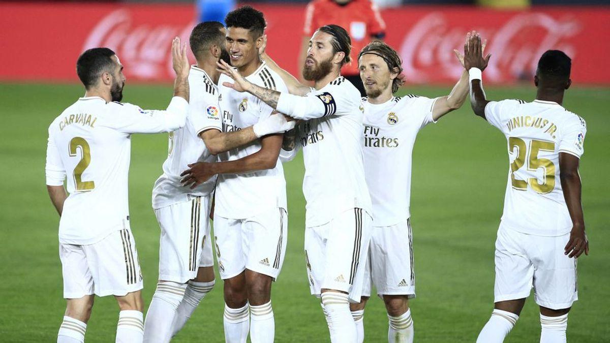 """Los mensajes del vestuario del Real Madrid para remontar al City: """"Sabemos qué trampas tenemos que evitar"""""""
