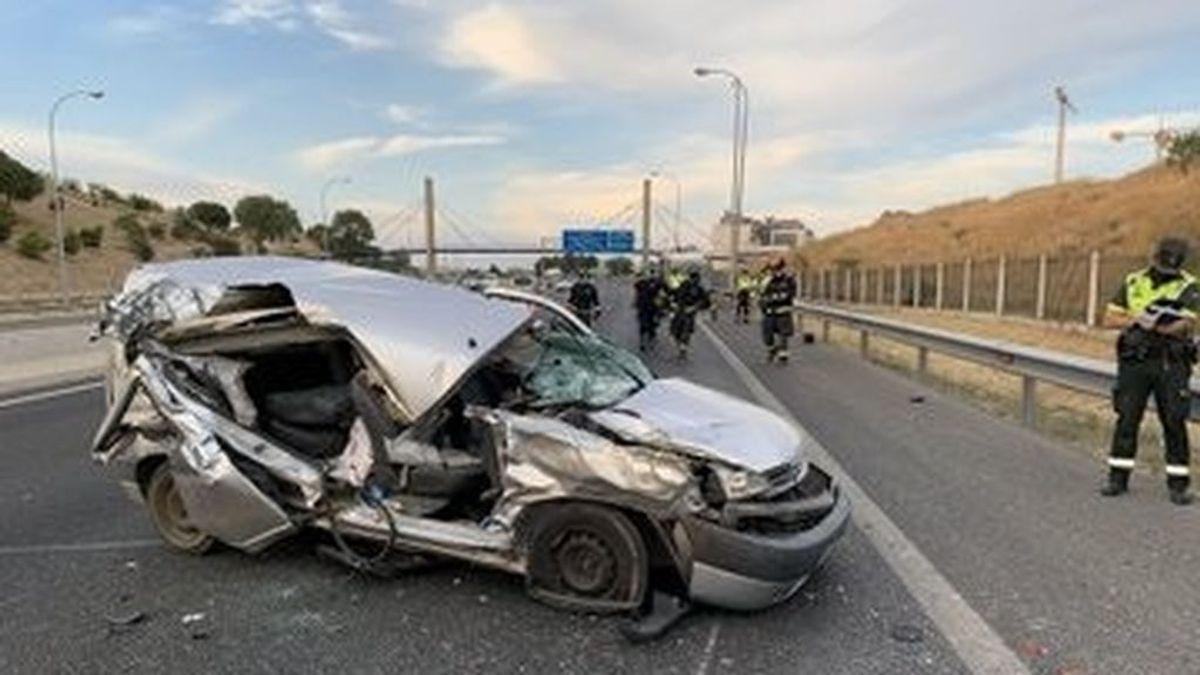 Las cuentas no salen: hay menos desplazamientos pero más muertos en carretera